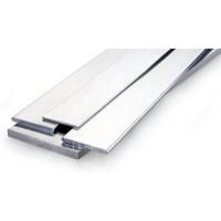 Полоса алюминиевая АД31Т1 (метр)