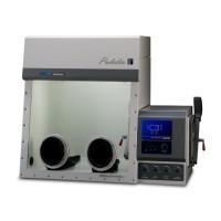 Перчаточный бокс Protector с HEPA фильтрами, 2 портами и камерой из стекловолокна