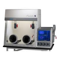 Перчаточный комбинированный бокс Protector с HEPA фильтрами, автоматическим управлением давлением, 2 портами и камерой из стекловолокна