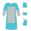 Одежда медицинская и белье