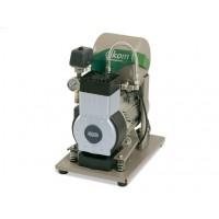EKOM DK50 B - безмасляный компрессор без шкафа, без осушителя, для одной стоматологической установки (50 л/мин, 9.5 – 11.5 бар)